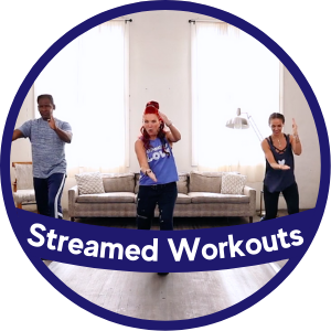 Streamed Workouts
